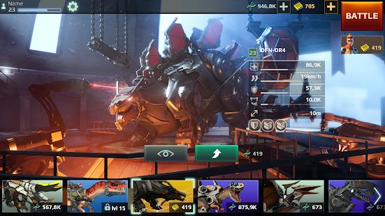 Game Jurassic Monster World: Dinosaur War 3D FPS APK for Windows Phone