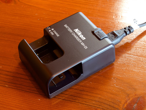 Nikon Battery Charger MH-25