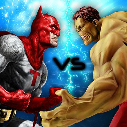 Ultimate Superhero Fighter Street Champions