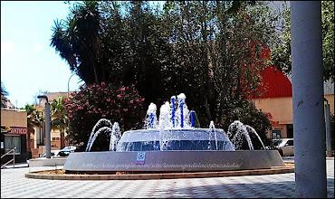 Photo: en ESPAGNE il y a beaucoup de fontaines, mais pour trouver les noms......