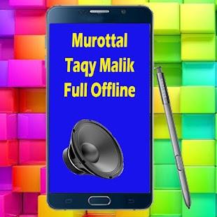 Murottal Taqy Malik Offline full Video - náhled