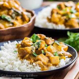 Easy Bok Choy and Chicken Curry Recipe