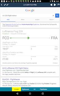 Flughafen Frankfurt München- screenshot thumbnail
