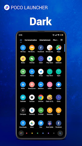POCO Launcher 2.0 screenshot 1