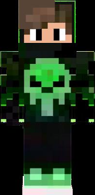 Крутой херобрин [скины для minecraft] » все о minecraft 1. 13, 1. 12.