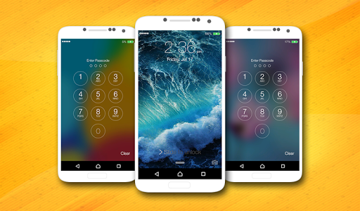 Lock Screen OS 9 - ILocker v4.0