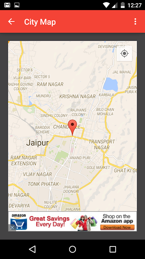 Jaipur Tourism- screenshot
