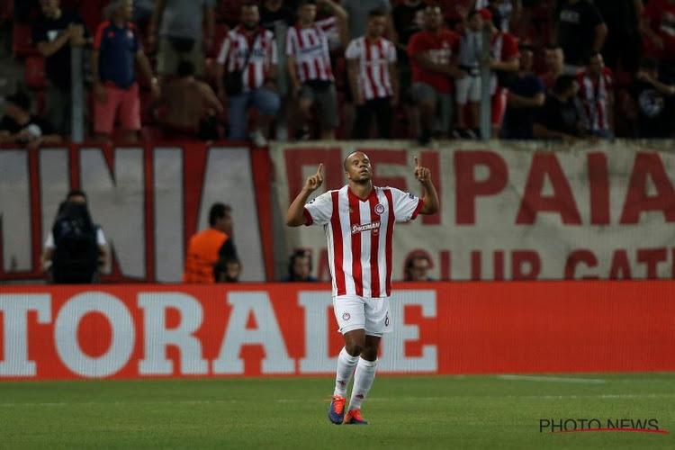 Pas encore d'accord avec l'Olympiakos, mais Vadis passe ses tests médicaux dans un club belge