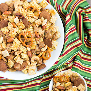 No Bake Chex Party Mix Recipes