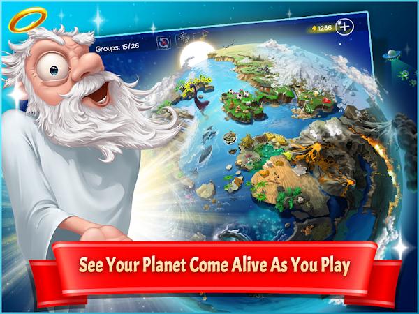 Doodle God Blitz HD: Alchemy v1.3.1 (Unlimited Mana)