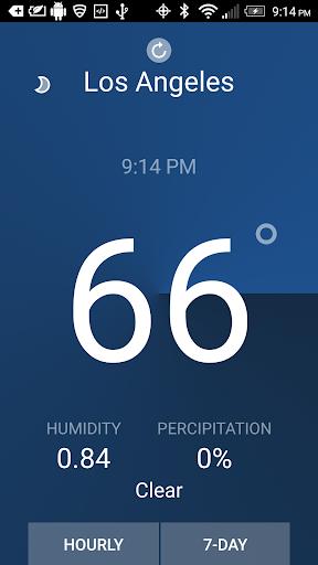 WeatherMe