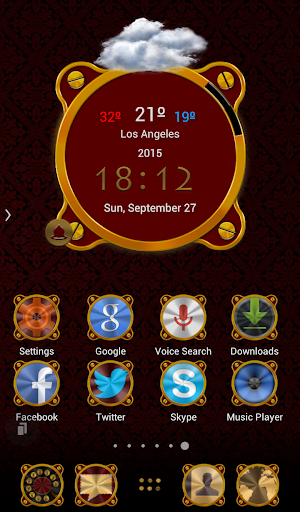 TSF Shell HD Theme Victorian