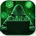 The, Lonely, Hacker Theme & 3D Live Wallpaper icon
