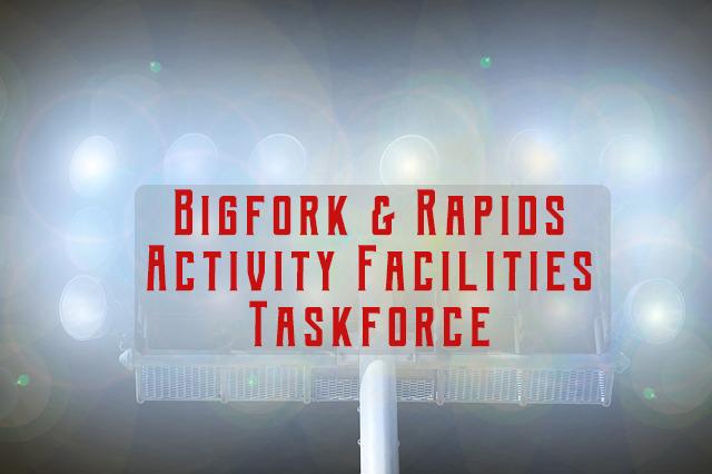 AFTImage - Taskforce title on field lights background