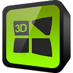 Next Launcher Theme Cindy 3D Icon