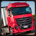 Mercedes Truck Simulator Lux icon