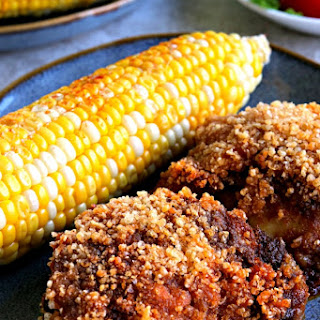 Keyword Baked BBQ Chicken Thighs, Crispy Chicken Thighs Recipe