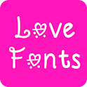 Free Love Fonts icon