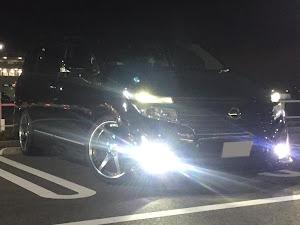 エルグランド PE52 Highway star urban chrome 3.5  25年式のカスタム事例画像 ゆっきーさんの2020年01月19日16:34の投稿
