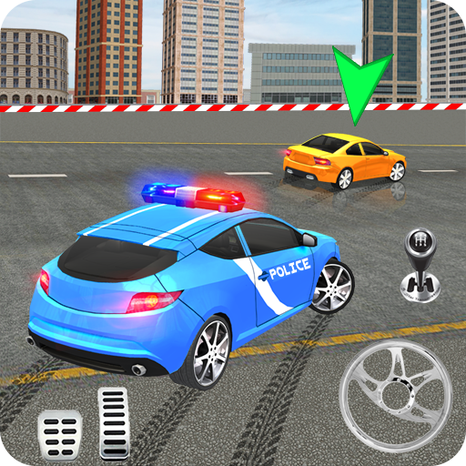 Cops Car Chase Action Game: Police Car Games icon