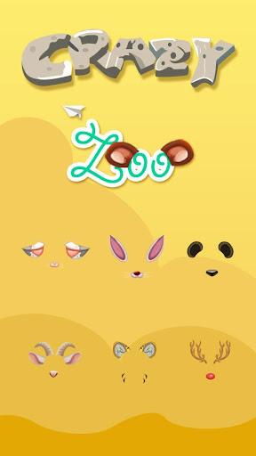 (免费)极相机贴纸-疯狂动物园 玩個人化App免費 玩APPs