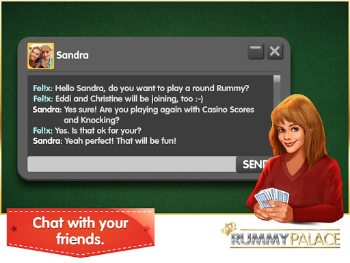 Rummy (Free, no Ads)  screenshots 8