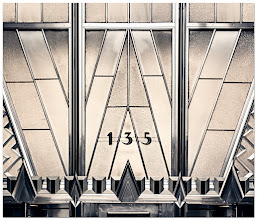 Photo: I love the Art Deco details of the Chrysler Building.