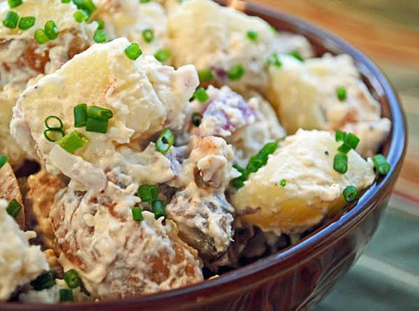 Lisa's Baked Potato Salad Recipe