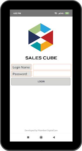 SalesCube Omkar Ayurved Mandir screenshot 2