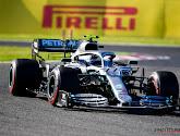 Bottas toonde zich sneller dan Hamilton