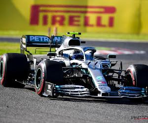 Bottas toont zich nog eens van beste kant en verzilvert kanonstart, Mercedes heeft al één wereldtitel binnen