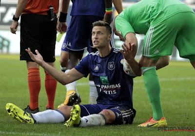 """Uros Spajic : """"Désormais, les joueurs ont 100% de leur tête à Anderlecht"""""""