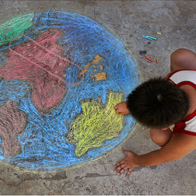 Heal the World by Mj Loyola Ganitano - News & Events World Events