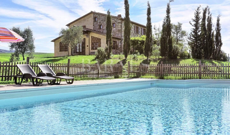 Villa avec jardin Castellina Marittima