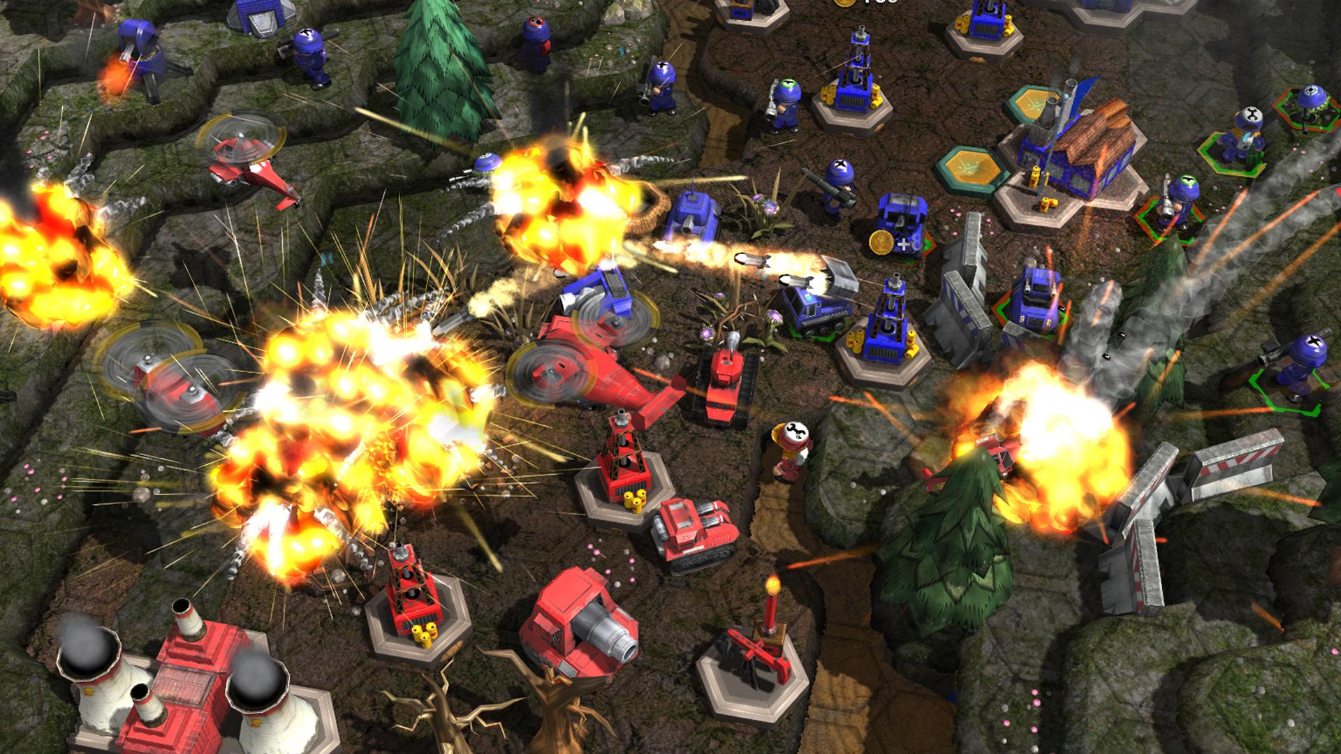 Epic Little War Game screenshot #3