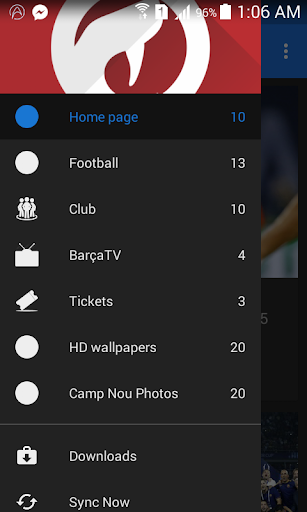 FCB browser HD