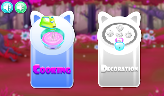 delicious cookies girls cooking games - náhled