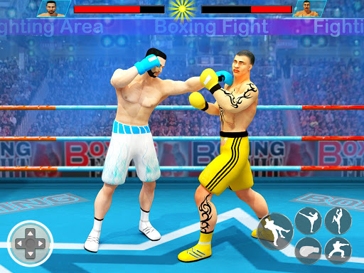 Ninja Punch Boxing Warrior: Kung Fu Karate Fighter 3.1.3 Screenshots 12