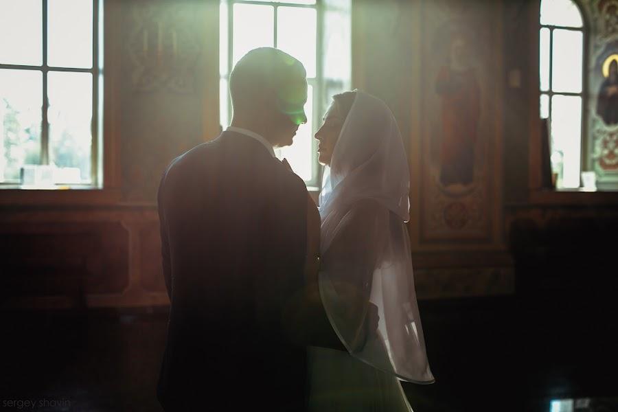Wedding photographer Sergey Shavin (Goodcat88). Photo of 19.01.2019