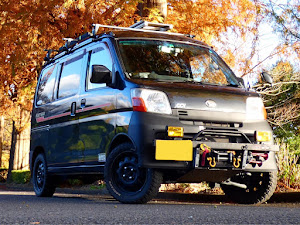 ハイゼットカーゴ  H23年式 クルーズターボ 4WD 5MTのカスタム事例画像 SCM435さんの2020年11月21日08:36の投稿