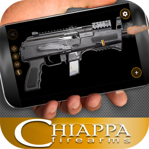 Chiappa Firearms Gun Simulator 模擬 App LOGO-APP開箱王