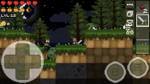 LostMiner: Block Building & Craft Game v1.4.2a screenshots 3