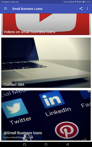 Small Business Loans screenshot 10