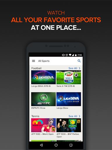 SonyLIV -India Vs Australia 2018-19 Live Streaming  screenshots 10