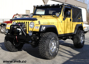 "Photo: Rubicon LJ with the Clayton Offroad 4"" short arm system"