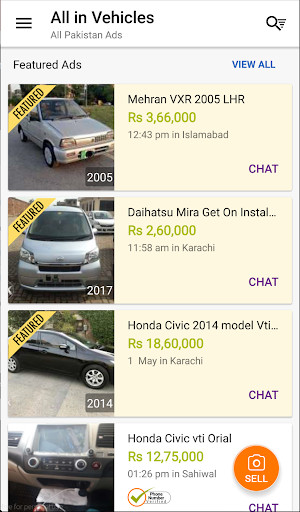 OLX Pakistan 5.28.3 screenshots 2