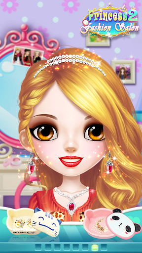 Princess Makeover Salon 2  screenshots 23