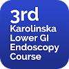 3rd Karolinska Lower GI Endoscopy Course