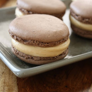 Rodelle Cocoa Macaroons.