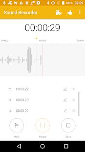 Sound Recorder - náhled